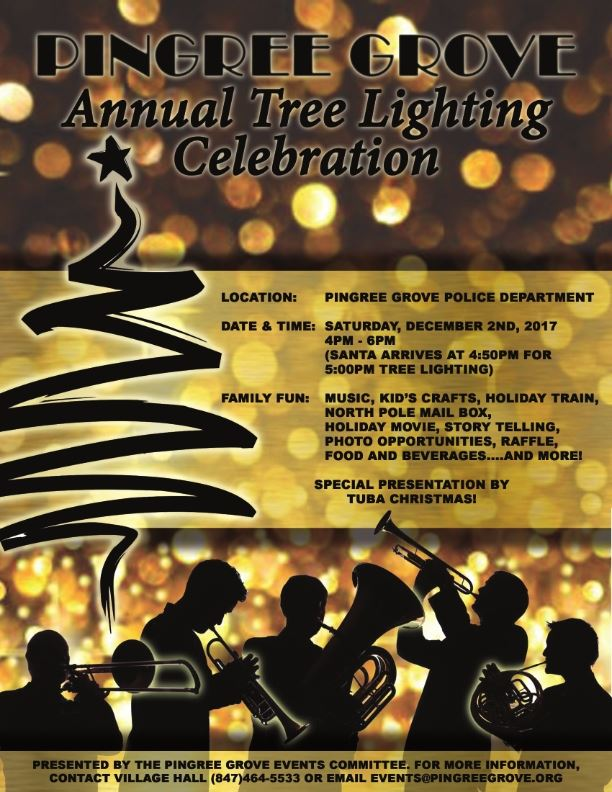PGE-Tree Lighting 2017
