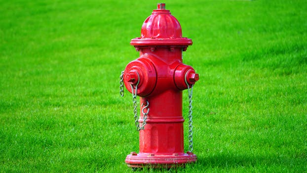 water-hydrant