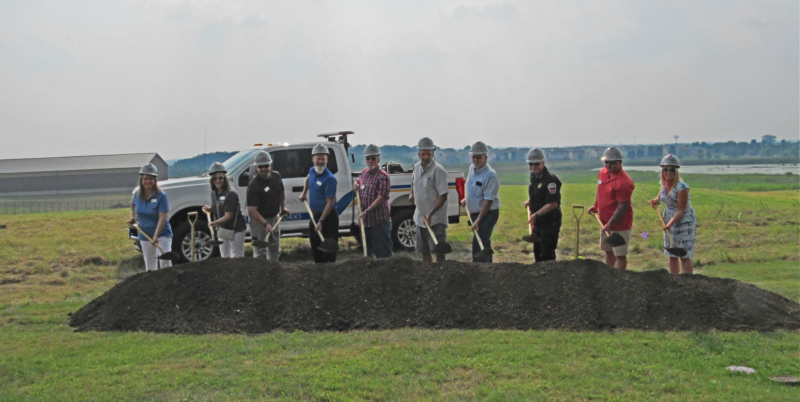 MC Groundbreaking 8